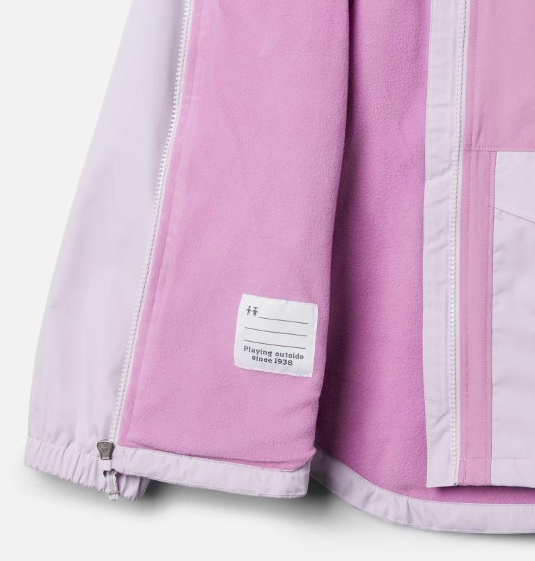 Girls' Rainy Trails™ Fleece Lined Jacket Girls' Rainy Trails™ Fleece Lined Jacket, a1