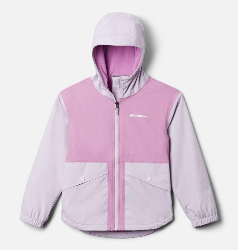 Manteau doublé de laine polaire Rainy Trails pour fille Manteau doublé de laine polaire Rainy Trails pour fille, front