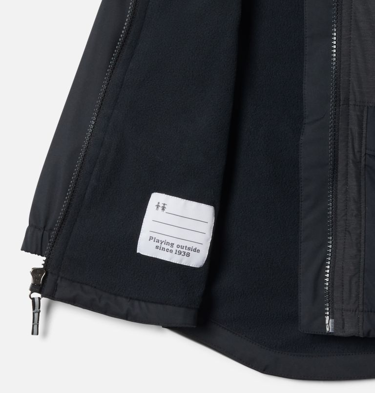 Girls' Toddler Rainy Trails™ Fleece Lined Jacket Girls' Toddler Rainy Trails™ Fleece Lined Jacket, a1