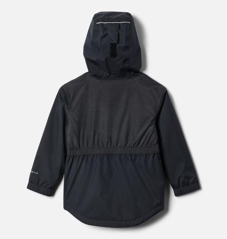 Girls' Toddler Rainy Trails™ Fleece Lined Jacket Girls' Toddler Rainy Trails™ Fleece Lined Jacket, back