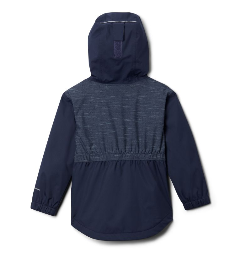 Girls' Toddler Rainy Trails™ Fleece Lined Jacket Girls' Toddler Rainy Trails™ Fleece Lined Jacket, back