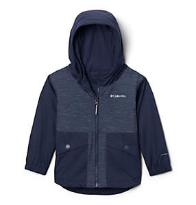 Girls' Toddler Rainy Trails™ Fleece Lined Jacket
