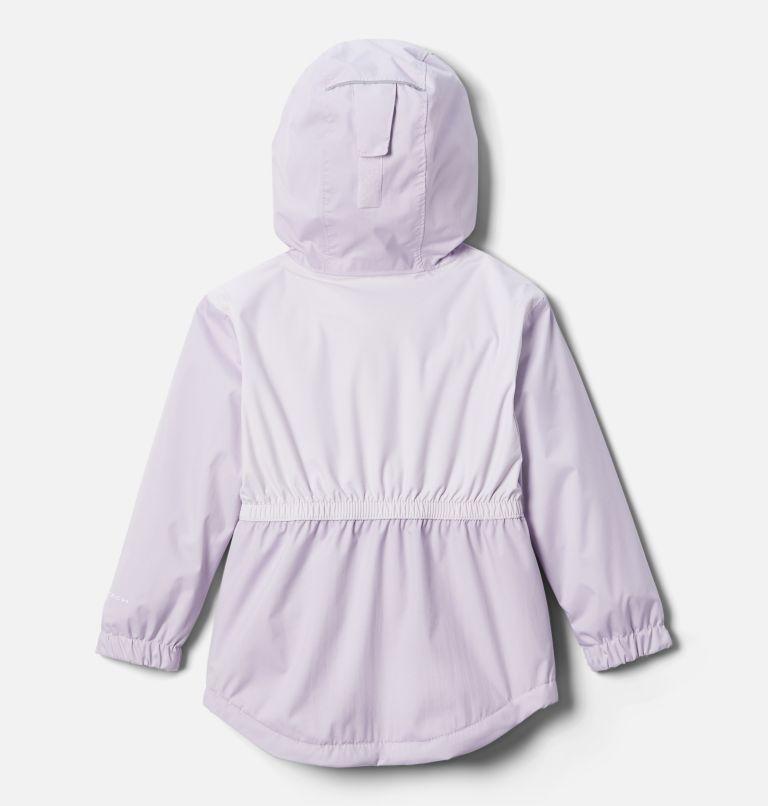 Manteau doublé de laine polaire Rainy Trails™ pour petite fille Manteau doublé de laine polaire Rainy Trails™ pour petite fille, back