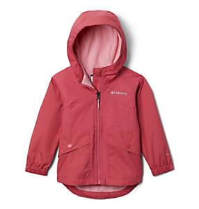 Manteau doublé de laine polaire Rainy Trails™ pour petite fille