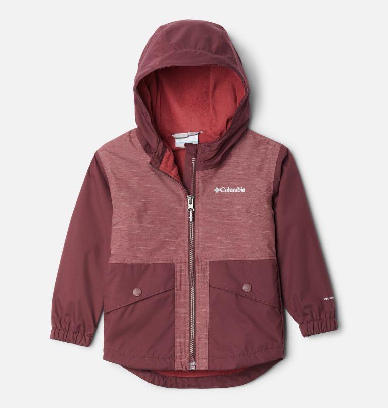 Girls' Toddler Rainy Trails™ Fleece Lined Jacket Girls' Toddler Rainy Trails™ Fleece Lined Jacket, front