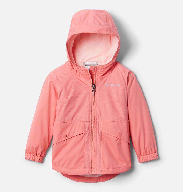 Manteau doublé de laine polaire Rainy Trails™ pour petite fille Manteau doublé de laine polaire Rainy Trails™ pour petite fille, front