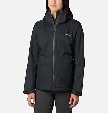 Women's Windgates™ Jacket Windgates™ Jacket | 466 | L, Black, front