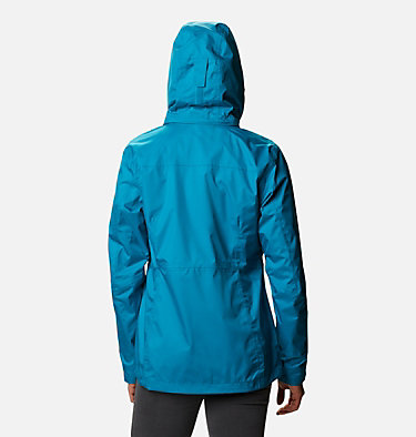 Women's Windgates™ Jacket Windgates™ Jacket | 466 | L, Fjord Blue, back