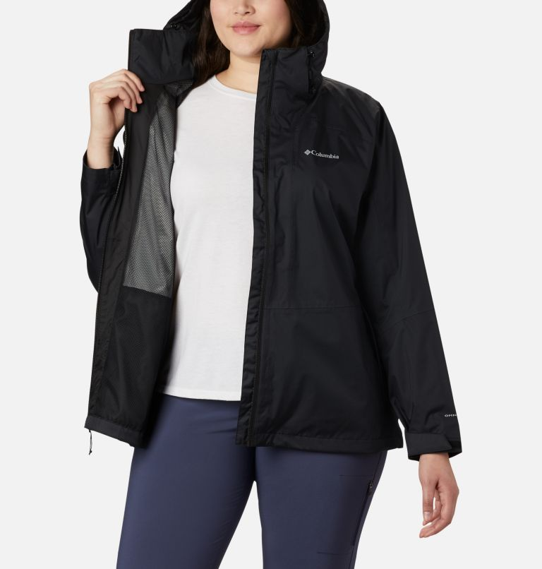Women's Windgates™ Jacket - Plus Size Women's Windgates™ Jacket - Plus Size, a3