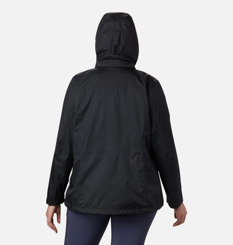 Women's Windgates™ Jacket - Plus Size Women's Windgates™ Jacket - Plus Size, back