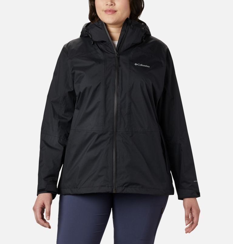 Women's Windgates™ Jacket - Plus Size Women's Windgates™ Jacket - Plus Size, front