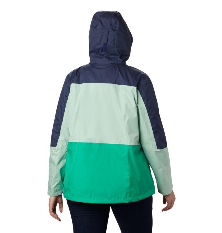Manteau Windgates™ pour femme – Grandes tailles Manteau Windgates™ pour femme – Grandes tailles, back