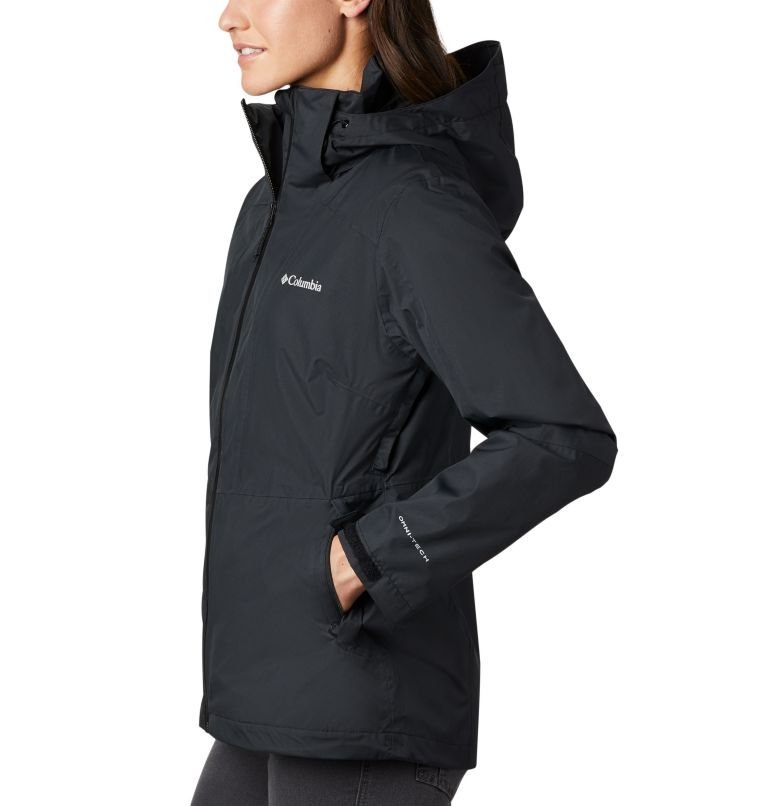 Windgates™ Jacket | 010 | S Chaqueta Windgates™ para mujer, Black, a1