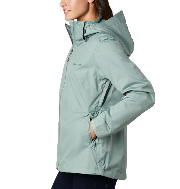 Windgates™ Jacket | 305 | M Chaqueta Windgates™ para mujer, Light Lichen, a1