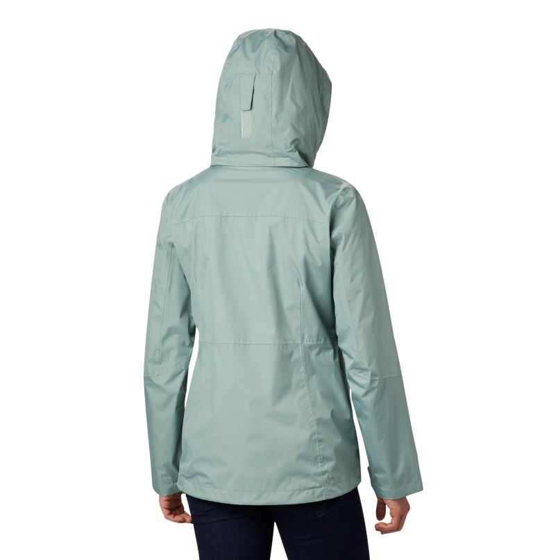 Windgates™ Jacket | 305 | M Chaqueta Windgates™ para mujer, Light Lichen, back