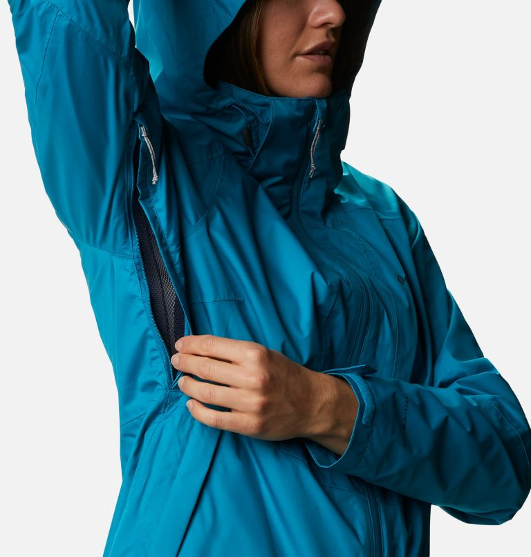 Windgates™ Jacket | 462 | S Chaqueta Windgates™ para mujer, Fjord Blue, a4