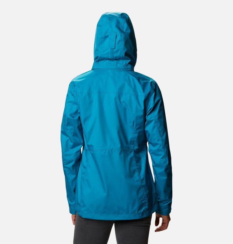 Windgates™ Jacket | 462 | S Chaqueta Windgates™ para mujer, Fjord Blue, back