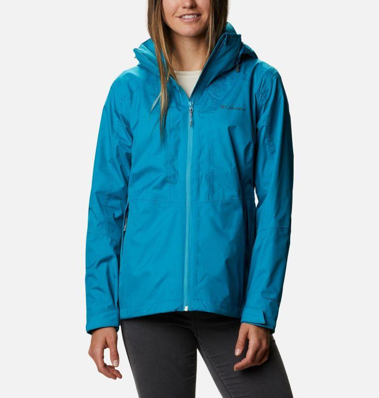 Windgates™ Jacket | 462 | S Chaqueta Windgates™ para mujer, Fjord Blue, front