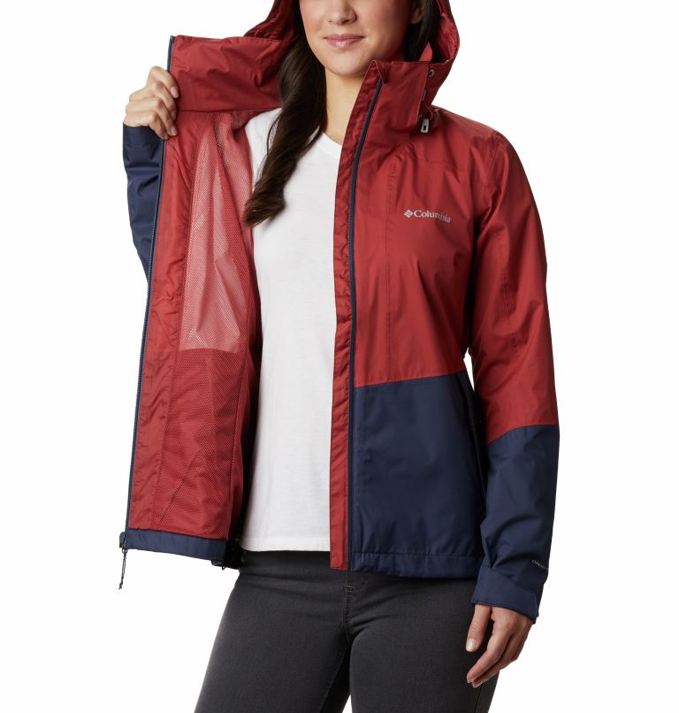 Windgates™ Jacket | 467 | L Chaqueta Windgates™ para mujer, Nocturnal, Dusty Crimson, a3