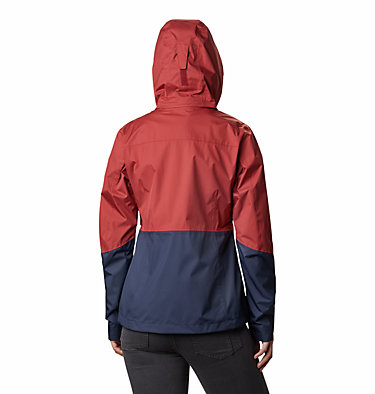 Coupe-vent Windgates™ Femme Windgates™ Jacket | 467 | L, Nocturnal, Dusty Crimson, back