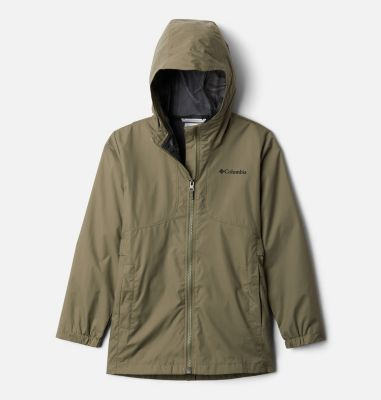 Girls' City Trail™ Jacket | Columbia Sportswear