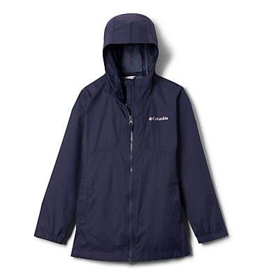 Girls' City Trail™ Jacket City Trail™ Jacket | 327 | L, Nocturnal, front