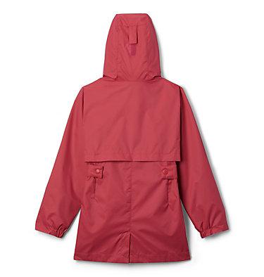 Girls' City Trail™ Jacket City Trail™ Jacket | 327 | L, Rouge Pink, back