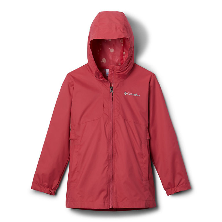 Rouge Pink Girls' City Trail™ Jacket, View 0