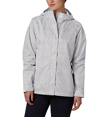Women's Ridge Gates™ Jacket Ridge Gates™ Jacket | 100 | L, White Medium Stripe Print, front
