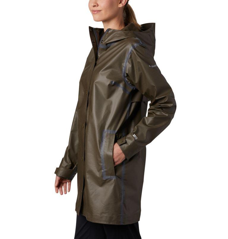 OutDry Ex™ Mackintosh Jacket | 319 | S Women's OutDry Ex™ Mackintosh Jacket, Olive Green Heather, a1