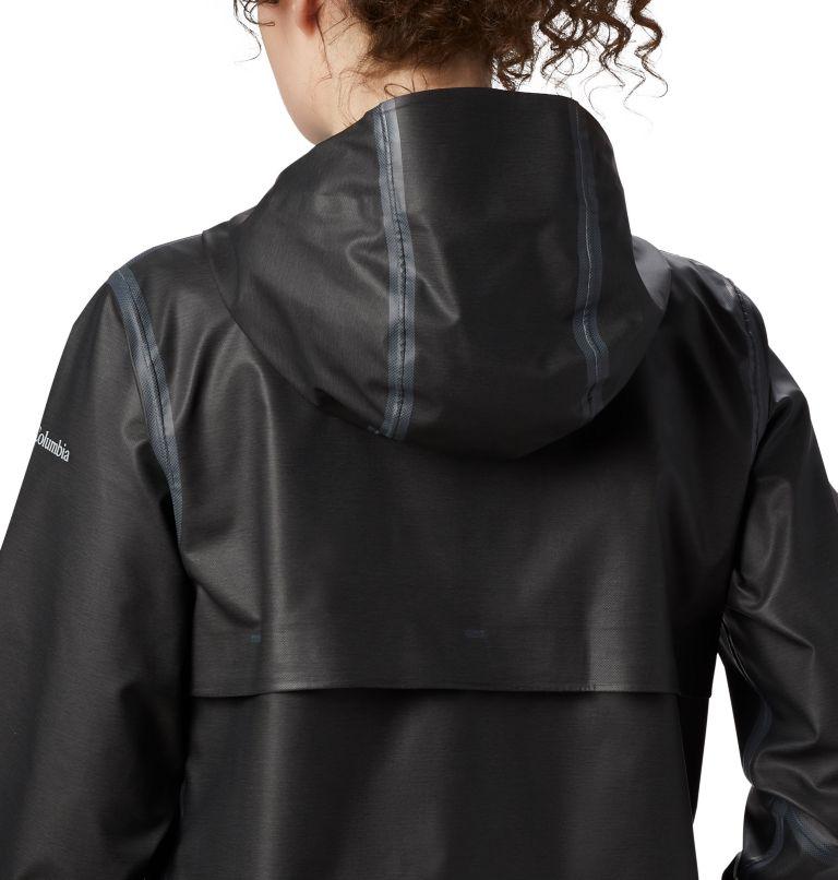 OutDry Ex™ Mackintosh Jacket | 010 | XS Chaqueta OutDry Ex™ Mackintosh para mujer, Black Heather, a3