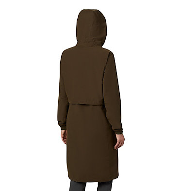 Women's Firwood™ Long Jacket , back