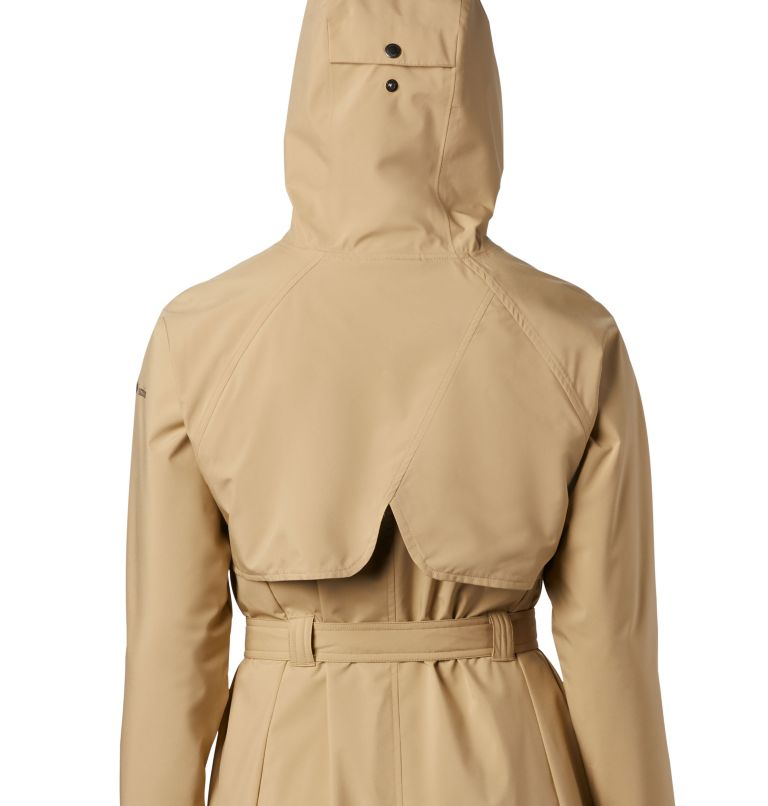 Women's Here And There™ Long Trench Jacket Women's Here And There™ Long Trench Jacket, a3