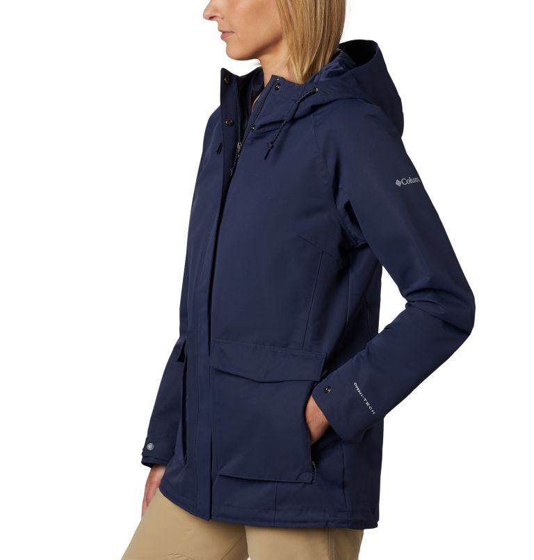 South Canyon™ Jacket | 466 | L Chaqueta South Canyon™ para mujer, Nocturnal, a1
