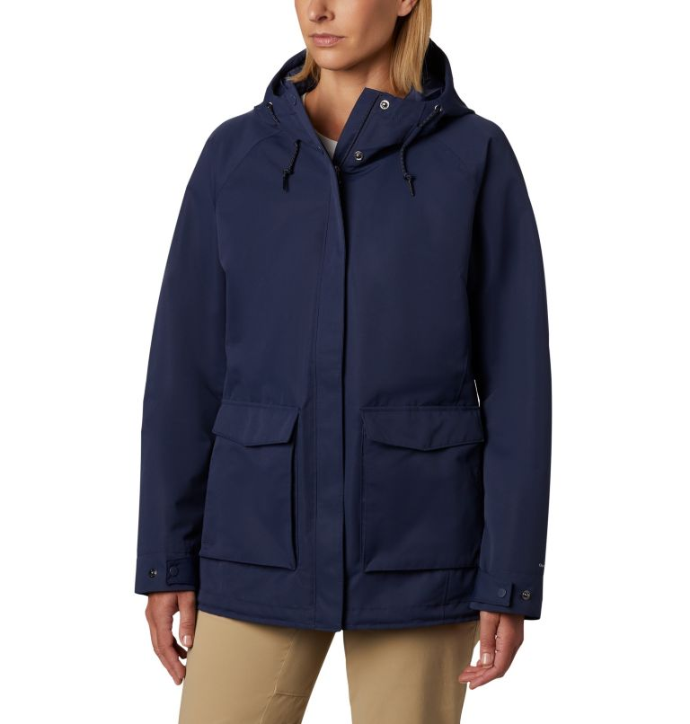 South Canyon™ Jacket | 466 | L Chaqueta South Canyon™ para mujer, Nocturnal, front