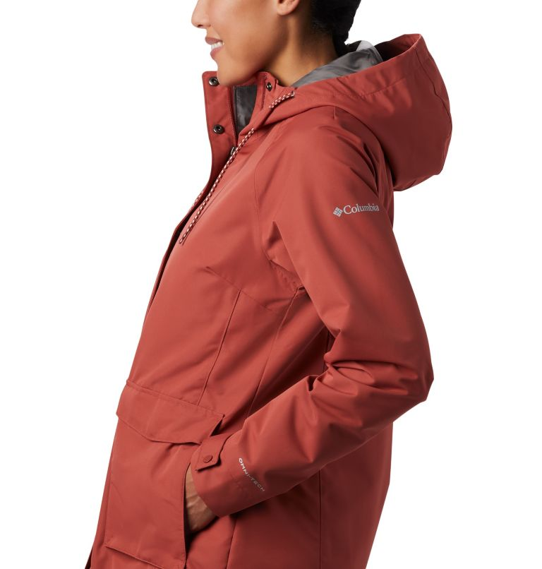 South Canyon™ Jacket | 638 | L Chaqueta South Canyon™ para mujer, Dusty Crimson, a1