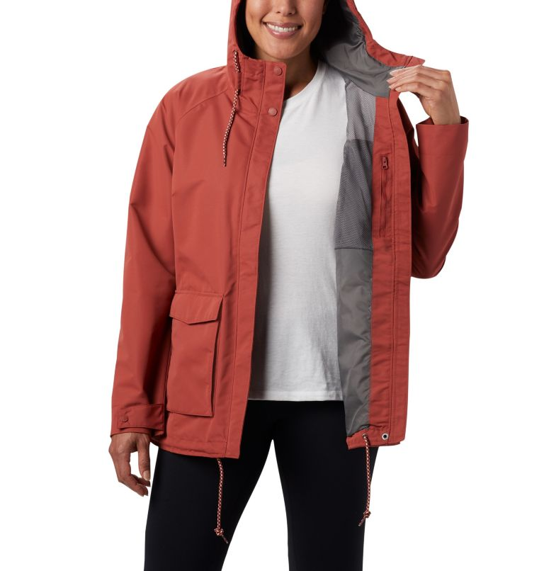 South Canyon™ Jacket | 638 | L Chaqueta South Canyon™ para mujer, Dusty Crimson, a3