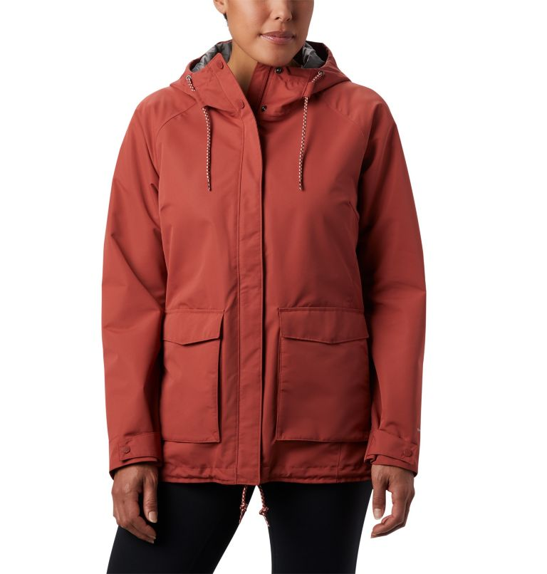South Canyon™ Jacket | 638 | L Chaqueta South Canyon™ para mujer, Dusty Crimson, front