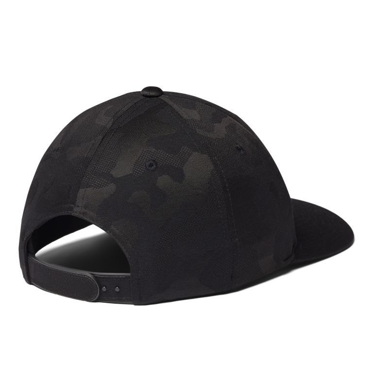 Maxtrail™ 110 Adj Back | 010 | O/S Maxtrail™ 110 Adjustable Ball Cap, Black Camo, back