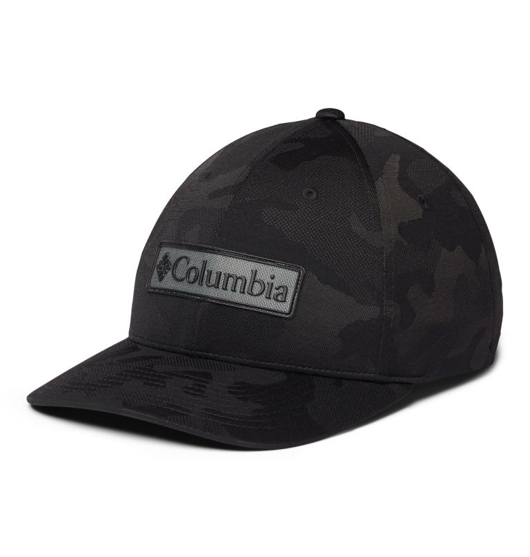 Maxtrail™ 110 Adj Back | 010 | O/S Maxtrail™ 110 Adjustable Ball Cap, Black Camo, front
