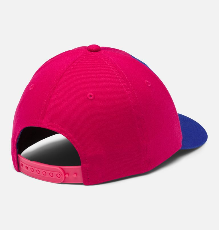 Columbia™ 110 Snap Back | 410 | O/S Columbia™ 110 Snap Back Ball Cap, Lapis Blue, back