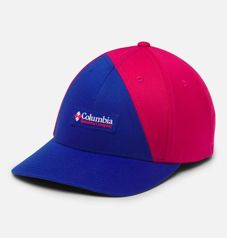 Columbia™ 110 Snap Back | 410 | O/S Columbia™ 110 Snap Back Ball Cap, Lapis Blue, front