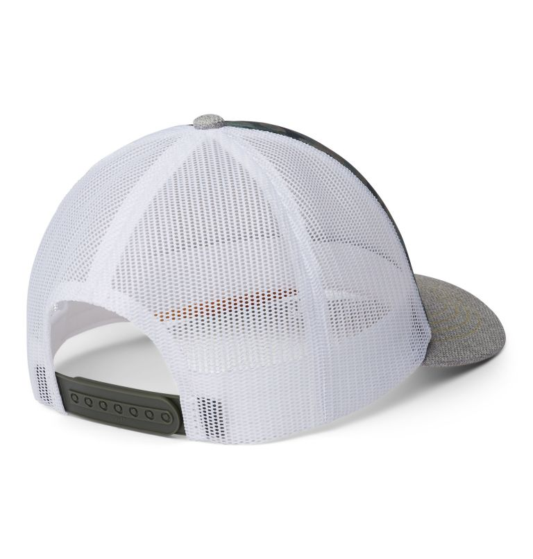 W Columbia Mesh™ Hat II | 316 | O/S Women's Columbia Mesh™ Hat II, Cypress Camo, Colm Grey Heather, White,, back