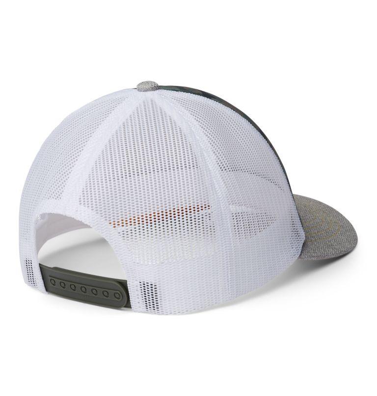 W Columbia Mesh™ Hat II | 316 | O/S Women's Columbia Mesh™ Hat, Cypress Camo, Colm Grey Heather, White,, back