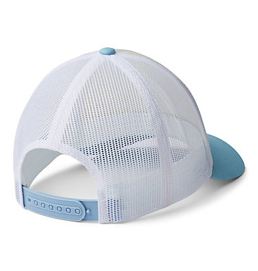 Women's Columbia Mesh™ Hat II W Columbia Mesh™ Hat II | 427 | O/S, Sky Blue, White, Water Image, back