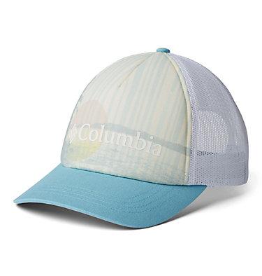 Women's Columbia Mesh™ Hat II W Columbia Mesh™ Hat II | 427 | O/S, Sky Blue, White, Water Image, front