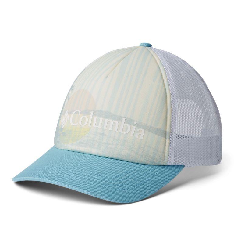 W Columbia Mesh™ Hat II   427   O/S Women's Columbia Mesh™ Hat, Sky Blue, White, Water Image, front