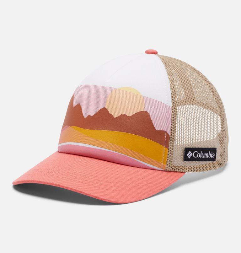 W Columbia Mesh™ Hat II | 699 | O/S Women's Columbia Mesh™ Hat, Salmon, front