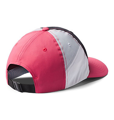 Ripstop Ball Cap Ripstop Ball Cap | 010 | O/S, Black, Rouge Pink, Cirrus Grey, White, back