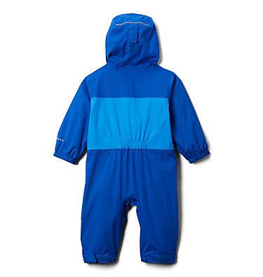 Infant Critter Jitters™ Rain Suit Critter Jitters™ Rain Suit | 634 | 6/12, Azul, Azure Blue, back